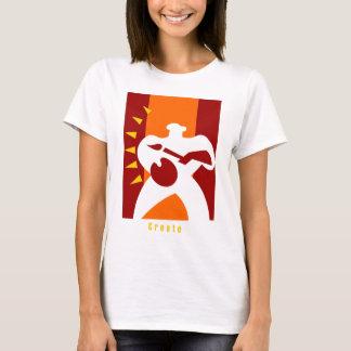 T-shirt Affiche - créez