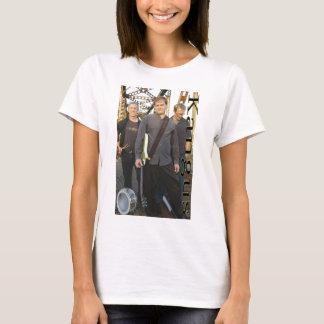 T-shirt Affiche T de dames