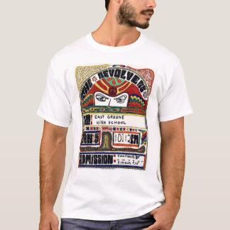 T-shirt Affiche vintage de revolvers