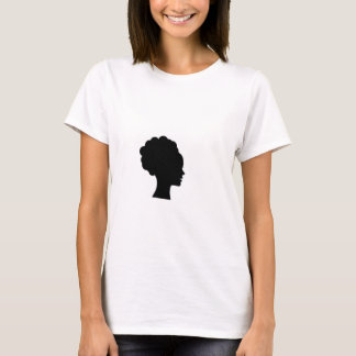 T-shirt Afro naturel