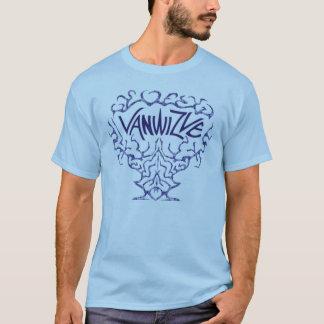 T-shirt Afro Vanwizle