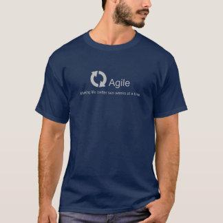 T-shirt Agile - rendant la vie meilleure