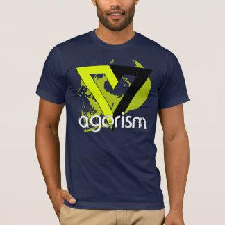 T-shirt Agorist volontaire