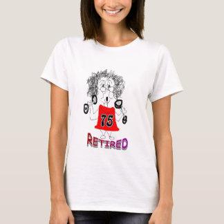 T-shirt Ah !  Retiré
