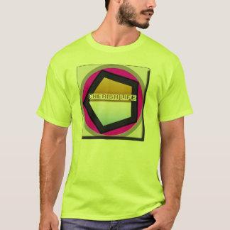 T-shirt aimez la vie