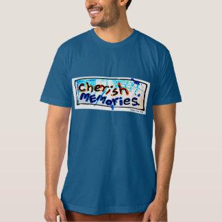 T-shirt aimez les souvenirs