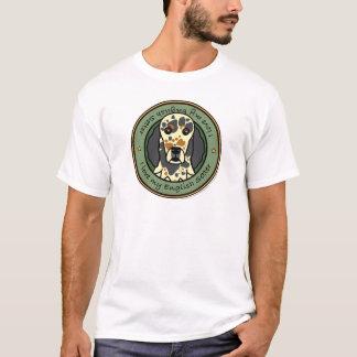 T-shirt Aimez mon poseur anglais