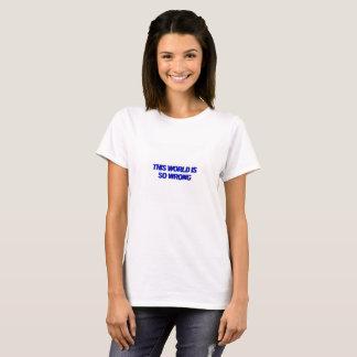T-shirt Ainsi tumblr