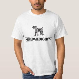 T-shirt Airedale humoristique Terrier