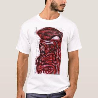 T-shirt akidemonofthe9hells