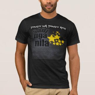 T-shirt ako pinoy pinoy de Na