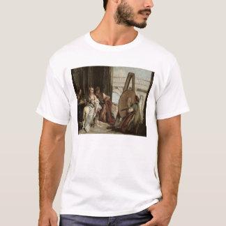 T-shirt Alexandre et Campaspe à la maison du peintre