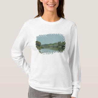 T-shirt Alfred Sisley | la Seine chez Bougival
