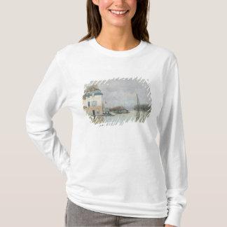 T-shirt Alfred Sisley | l'inondation à Port-Marneux