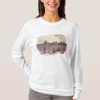 T-shirt Alfred Sisley | sur les banques du Loing