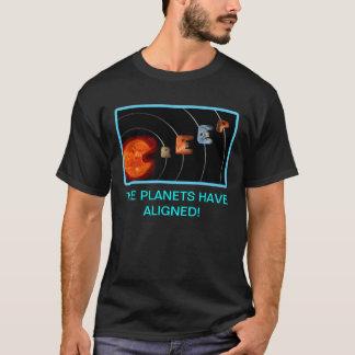 T-shirt Alignement de fluage