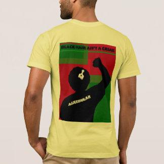 T-shirt ALKEBULAN - Les CHEVEUX NOIRS NE SONT PAS UN CRIME