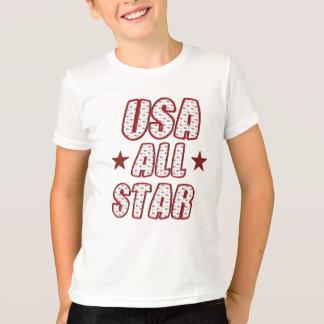 T-SHIRT ALL-STAR DE CHILDS ETATS-UNIS