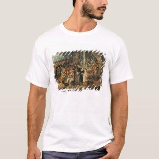 T-shirt Allégorie de la trêve de entre