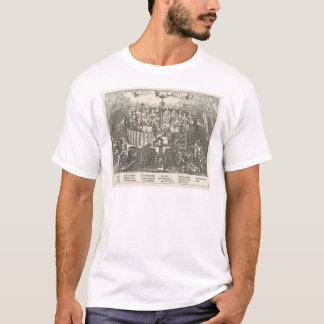 T-shirt Allégorie dépeignant la pacification Gand Adriaen