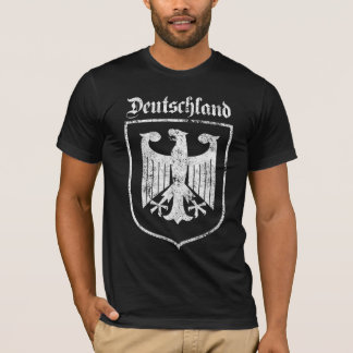 T-shirt Allemand Eagle