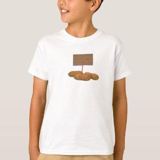 T-shirt Allergie d'arachide