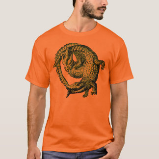 T-shirt Alligators verts