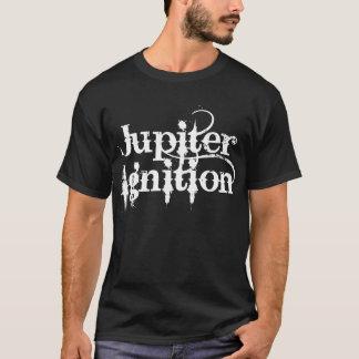 T-shirt Allumage de Jupiter - logo