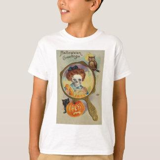 T-shirt Allumage de la lanterne de Jack O (Halloween