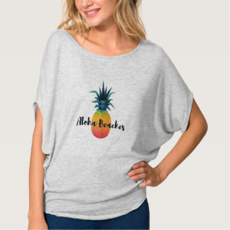 T-shirt Aloha plages