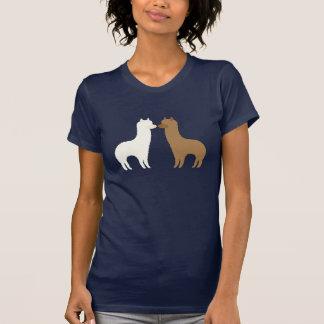 T-shirt Alpaga