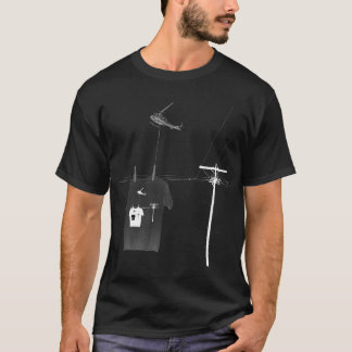 T-shirt Alpha commencement d'hélicoptère d'Omega