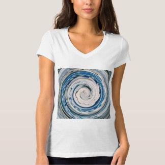T-shirt alternatif de V-Cou de Karen de
