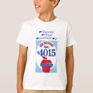 T-shirt Amadeus Washington Apple T