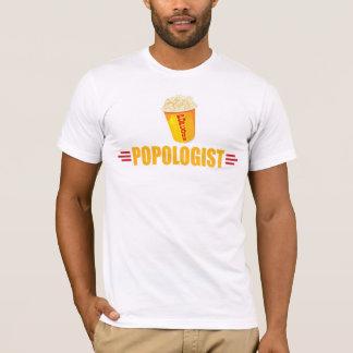 T-shirt Amant drôle de maïs éclaté