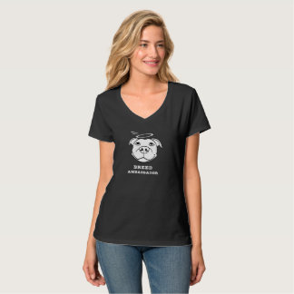 T-shirt Ambassadeur de race de Pitbull