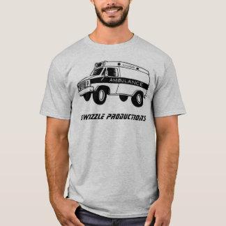 T-shirt Ambulance de chemise, cocktail
