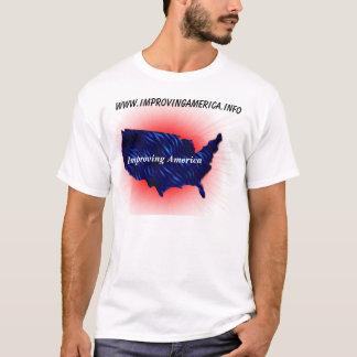 T-shirt Amélioration de l'Amérique