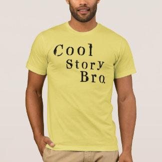 T-shirt américain de base d'habillement de Bro