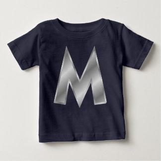 T-shirt américain d'habillement de bébé de
