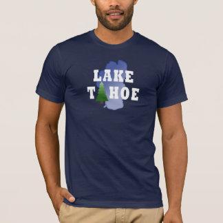 T-shirt américain d'habillement du lac Tahoe