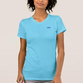 T-shirt américain du Jersey d'amende d'habillement