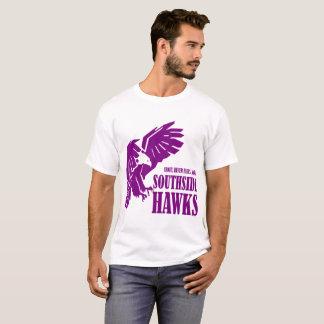 T-shirt américain - Southside colporte le logo