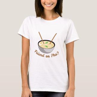 T-shirt Ami ou Pho