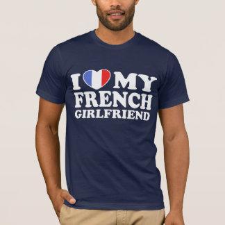 T-shirt Amie française