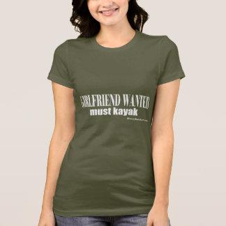 T-shirt Amie voulue