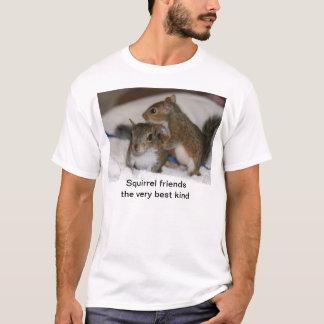 T-shirt Amis d'écureuil