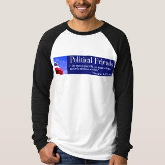T-shirt Amis politiques