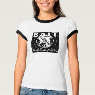 """T-shirt """"AMORCE pour toutes sortes de pêche """""""