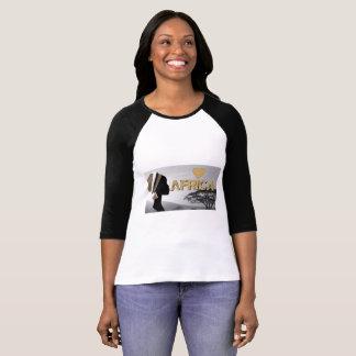 T-shirt Amour Afrique